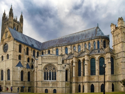 Kent - Canterbury Cathedral