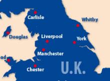Severní Anglie